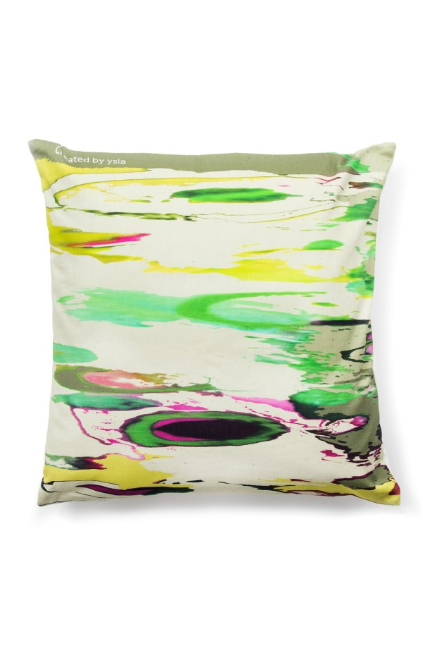 "Pillow ""Marrakesh"" in 100% cotton, made in Italy"