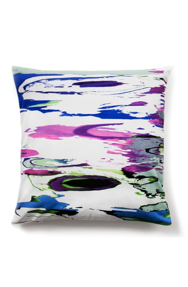 "Pillow ""Marseille"" in 100% cotton, made in Italy"
