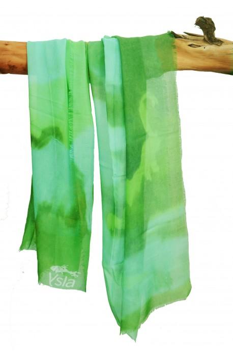 """Sciarpa """"Madeira"""" in modal e cashmere, made in Italy"""